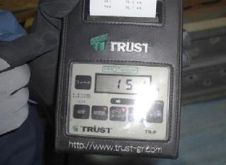事例4:圧力変換器とプリンター