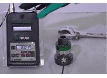 プロテスター TR-75 + 変位確認器 操作手順:16
