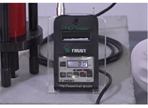 プロテスターTI-20+圧力変換器 測定手順:1