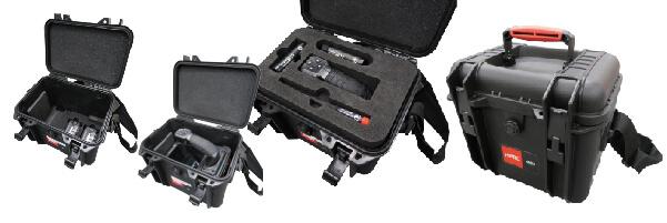 【将来を考慮したデザイン】SIR-EZ XT専用小型ケース