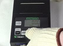 プロテスター TR-75A 測定手順:8