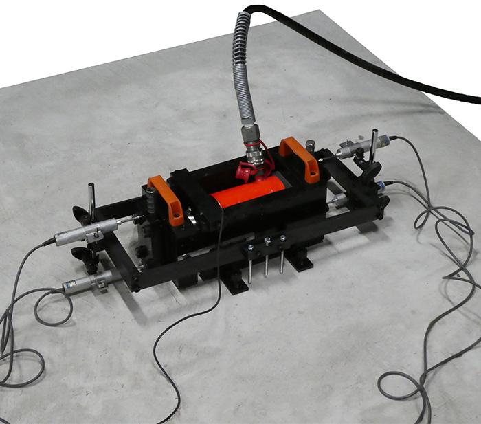 せん断試験機 ST-200 標準セット